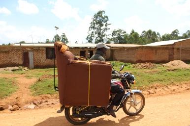 Transport Pikipiki
